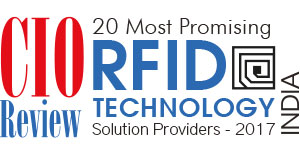 20 Most Promising RFID Technology Solution Providers - 2017
