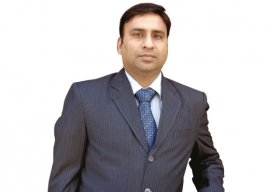 Anoop Mittal, Associate Vice President IT, Bajaj Capital